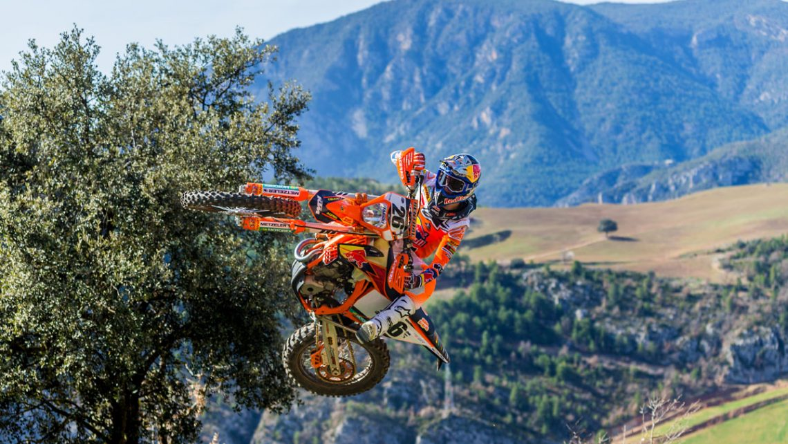 Josep García, Red Bull KTM Factory Enduro Team